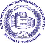 The Moscow state university of design and technology